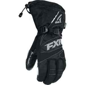 FXR Racing F19 Fuel Mens Winter Sports Skiing Snowboarding Snowmobile Gloves