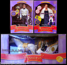 "Paris Romance Dimitri Doll Paris Elegance Anastasia Royal Horse Carriage "" Lot 3"