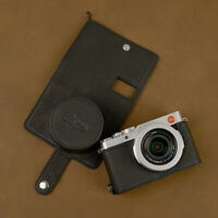 For Leica D-LUX7 D-LUX Typ109 Genuine Leather Camera Case With free Wrist Strap
