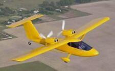 Aeroprakt A-36 Vulcan Light Aircraft Airplane Desktop Wood Model Small