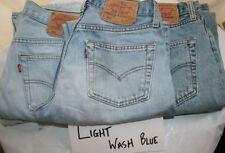 Levi's Regular High Rise 34L Jeans for Men