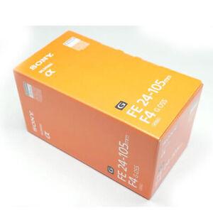 Sony FE 24-105mm f/4 G OSS Lens SEL24105G