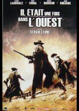 affiche du film IL ETAIT UNE FOIS DANS L'OUEST 40x60 cm