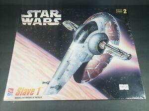 AMT Ertl #8768 STAR WARS SLAVE1 Model Kit - Boba Fett - SEALED RARE PERFECT GIFT