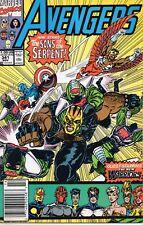 Avengers #341 (VFN)`91 Nicieza/ Epting