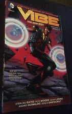 VIBE Breach Vol 1 NEW 2014 DC COMICS Trade #1-10 JLA Justice League Of America