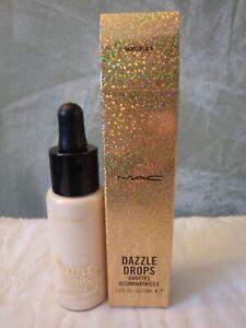 MAC Dazzle Drops - DAZZLE PEACH 1.0fl. oz. / 30ml