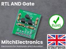 5 x RTL AND Gates - Electronic / Electronics DIY Kit