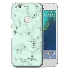 STUFF4 Phone Case for Google Nexus/Pixel/Marble Rock Granite Effect/Cover