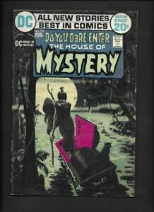 House of Mystery #205 VG/FN 5.0 High Resolution Scans