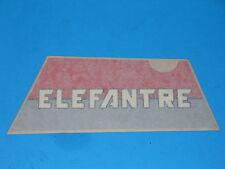 DECAL CONVOGLIATORE SX CAGIVA ELEFANT TRE 125 PART N.(800052681)