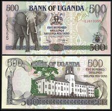 Uganda 500 SHILLINGS 1996 P 35 UNC
