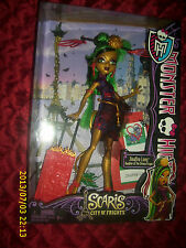 MONSTER HIGH SCARIS CITY OF FRIGHTS JINAFIRE LONG DAUGHTER OF THE CHINESE DRAGON