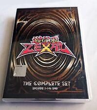 YU-GI-OH! ZEXAL The Complete Anime TV Series Ep.1 - 146 End DVD Box Set ENG DUB