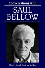 Conversations with Saul Bellow (Paperback or Softback)