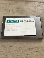 Siemens Sinumerik 840d Ncu 572 System Software Ne 6fc5250 3ax20 5ah0