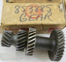 1940 Plymouth Dodge Desoto Chrysler NOS MOPAR Transmission Cluster Gear
