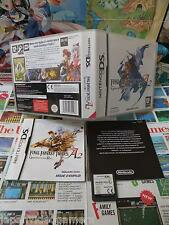 Nintendo DS:Final Fantasy Tactics A2 [TOP RPG & 1ERE EDITION] COMPLET - Fr