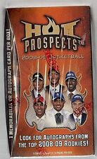 2008/09 HOT PROSPECTS - WESTBROOK- ROSE - AUTO JERSEY ARE POSSIBLE IN THESE BOXS