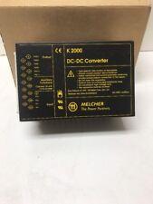 Melcher K 2000 DC-DC CONVERTER