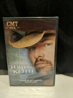 """CMT Pick: Toby Keith (DVD, 2007) - """"BRAND NEW"""""""