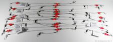 24 in Steel Wire Leader Double Drop (12 Pcs)