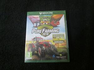 XBOX ONE : PURE FARMING 2018 - Nuovo, ITA ! Comp. Xbox Series X ! CONS IN 24/48H