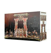 ON STOCK! Blades of Khorne Skull Altar