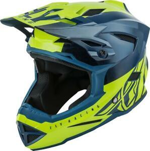 Fly Racing 73-9173L Default Full-Face BMX, DH Mountain Bike Helmet, Teal, Large