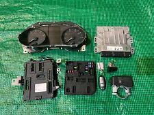 2016 Nissan Qashqai ECU Lock Set Clocks BCM Ignition