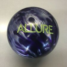 Ebonite Allure  1ST QUALITY  BOWLING  ball  15 lb.   BRAND NEW IN BOX   #276
