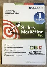 Sales And Marketing Pro Palo Alto Software In Box Sealed 2011