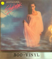 "Shakatak - Invitations - 12"" Vinyl Record LP Album - POLD 5068 - 1982  Vg+ Con"