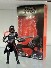 Star Wars The Black Series 6in gamestop exclusive Purge Trooper complete