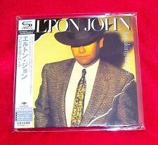 Elton John Breaking Hearts JAPAN SHM MINI LP CD UICY-94414