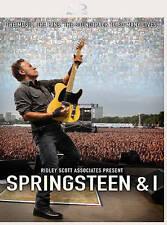 Springsteen  I (DVD, 2013)  SEALED