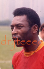 1975 NASL Pele NEW YORK COSMOS - 35mm Soccer Slide
