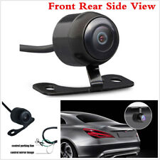 12V 170° Car Front Rear Side View Camera Backup Reverse Camer With Parking Line