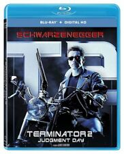 Terminator 2: Judgment Day (Blu-ray Disc, 2015) Arnold Schwarzenegger NEW