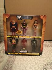 DC UNIVERSE JUSTICE LEAGUE UNLIMITED ECLIPSED 6 FIGURE BOX SET ECLIPSO FLASH NEW