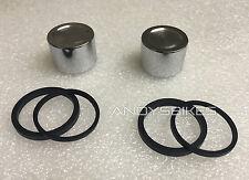 Rear Brake Calliper Piston + Dust & Oil Seals Kit Aprilia RS125 RS 125 2006-12