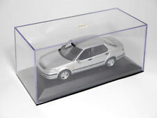 Saab 9.5 / 2,3 T saloon in silber argentin silver metallic, Minichamps in 1:43!
