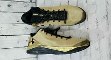 NEW Under Armour Fire Shot Low Gold 2016 (1279897-778) MEN'S SIZE 18