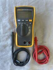 Fluke 114 Cat Iii 600 V True Rms Electrical Multimeter