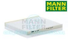 Mann Hummel Interior Air Cabin Pollen Filter OE Quality Replacement CU 2336