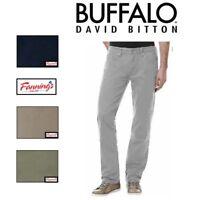 SALE Buffalo David Bitton Men's Sam-X Slim Straight Leg Stretch Jean VARIETY E11