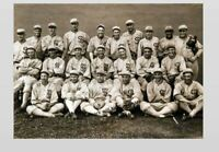 1919 Chicago Black-White Sox Baseball Team PHOTO Shoeless Joe Jackson, 5x7 Pic