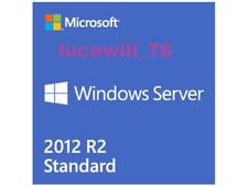 Microsoft Windows Server 2012 R2 Standard/Datacenter Edition User/Device RDS Cal