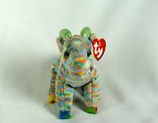 Ty Beanie Baby Zodiac GOAT w/ Tag ERRORS Plush Toy RARE PE NEW RETIRED
