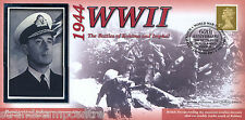 1944-2004 Benham WWII 60th Anniversary Cover - The Battles of Kohima & Imphal